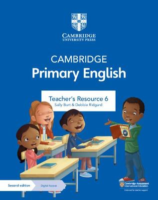 Cambridge Primary English Teacher's Resource 6 with Digital Access