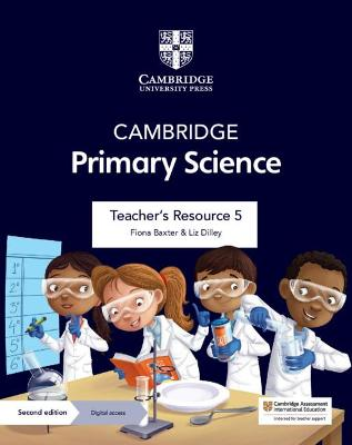 Cambridge Primary Science Teacher's Resource 5 with Digital Access