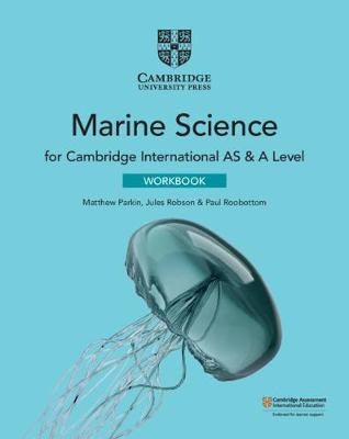Cambridge International AS & A Level Marine Science Workbook