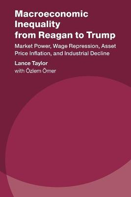 Macroeconomic Inequality from Reagan to Trump