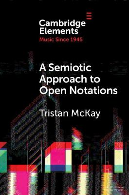 A Semiotic Approach to Open Notations
