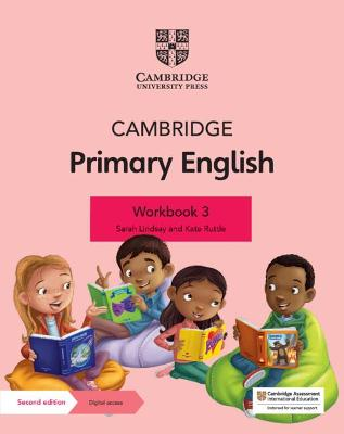 Cambridge Primary English Workbook 3 with Digital Access (1 Year)