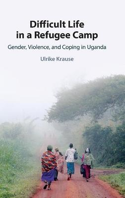 Difficult Life in a Refugee Camp