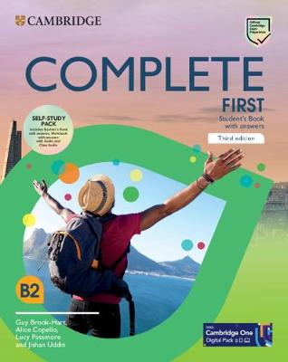 Complete First Self-study Pack