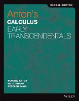 Anton's Calculus Early Transcendentals