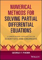 Numerical Methods for Solving Partial Differential Equations