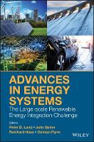 Advances in Energy Systems