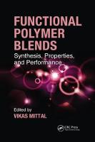 Functional Polymer Blends