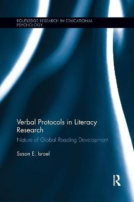 Verbal Protocols in Literacy Research
