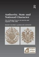 Authority, State and National Character