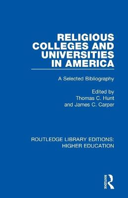 Religious Colleges and Universities in America