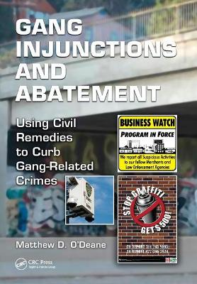 Gang Injunctions and Abatement