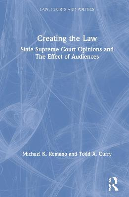Creating the Law