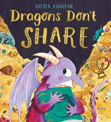 Dragons Don't Share HB