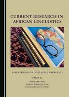 Current Research in African Linguistics
