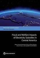 Fiscal and welfare impacts of electricity subsidies in central America