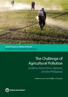 The challenge of agricultural pollution