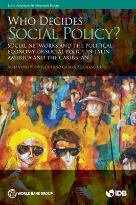 Who decides on social policy?