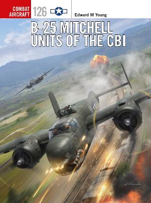 B-25 Mitchell Units of the CBI