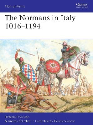 The Normans in Italy 1017-1194