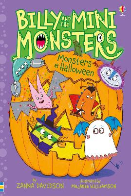 Billy and the Mini Monsters: Monsters at Halloween