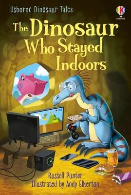 The Dinosaur who Stayed Indoors