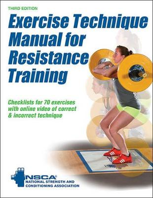 Exercise Technique Manual for Resistance Training