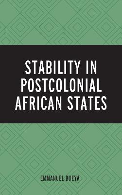 Stability in Postcolonial African States