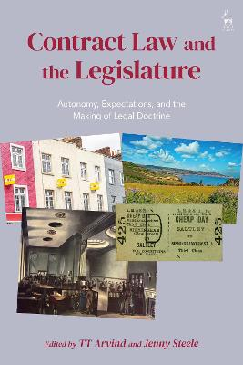 Contract Law and the Legislature