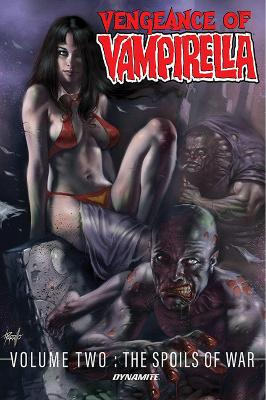 Vengeance of Vampirella Vol. 2: The Spoils of War