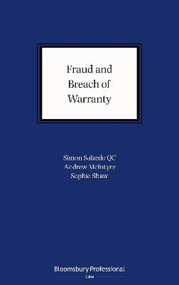 Fraud and Breach of Warranty