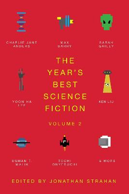 The Year's Best Science Fiction Vol. 2