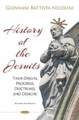 History of the Jesuits