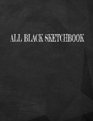 All Black Sketchbook