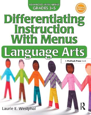 Differentiating Instruction with Menus: Language Arts (2nd Ed.)