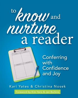 To Know and Nurture a Reader