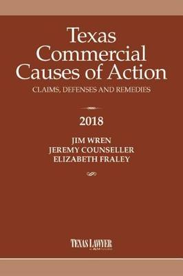Texas Commercial Causes of Action 2018