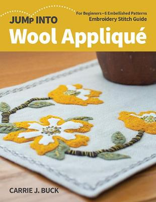 Jump Into Wool Applique