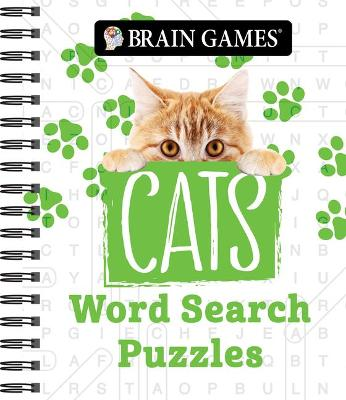 Brain Games - Cats Word Search Puzzles
