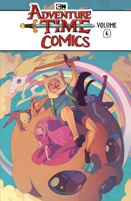 Adventure Time Comics Vol. 6, Volume 6