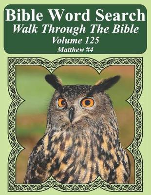 Bible Word Search Walk Through The Bible Volume 125