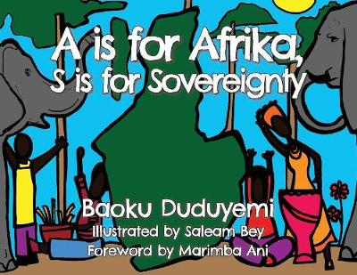 A is for Afrika, S is for Sovereignty