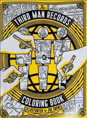 Third Man Records Coloring Book