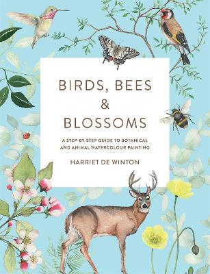 Birds, Bees & Blossoms