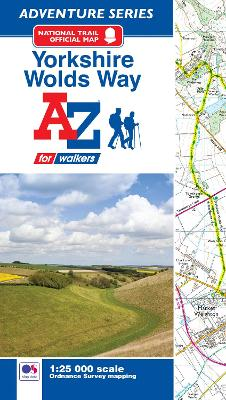 Yorkshire Wolds Way Adventure Atlas