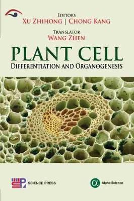 Plant Cell Differentiation and Organogenesis