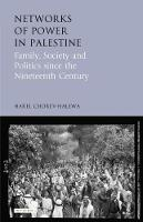 Networks of Power in Palestine