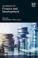Handbook of Finance and Development
