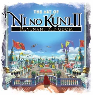 The Art of Ni No Kuni 2