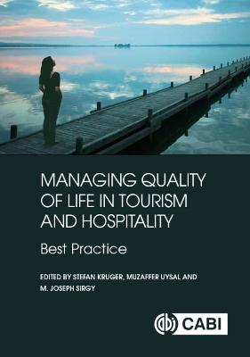 Managing Quality of Life in Tourism and Hospitality